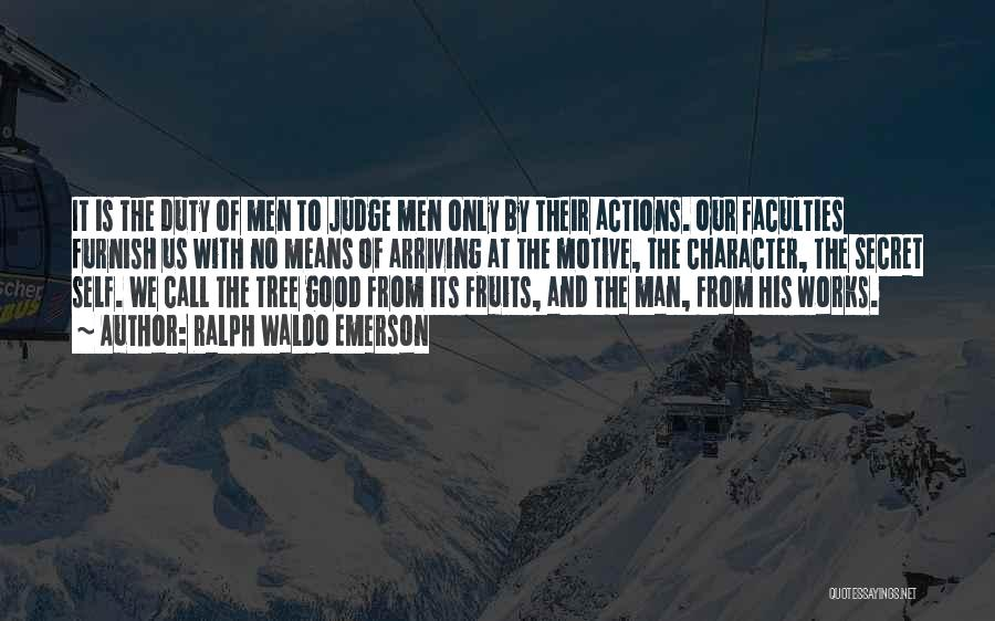 Call Of Duty Quotes By Ralph Waldo Emerson