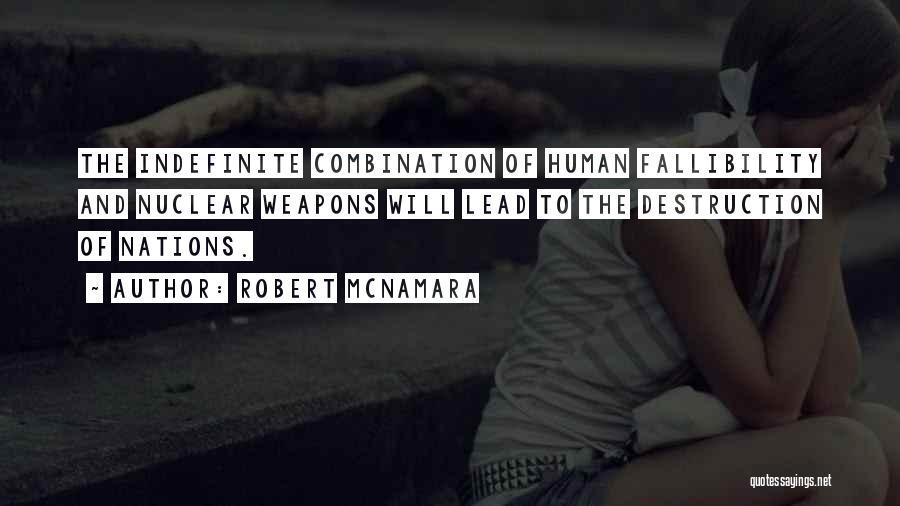 Call Of Duty Quotes By Robert McNamara