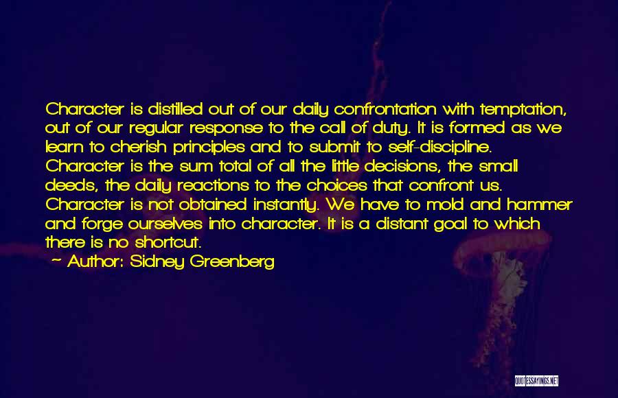 Call Of Duty Quotes By Sidney Greenberg