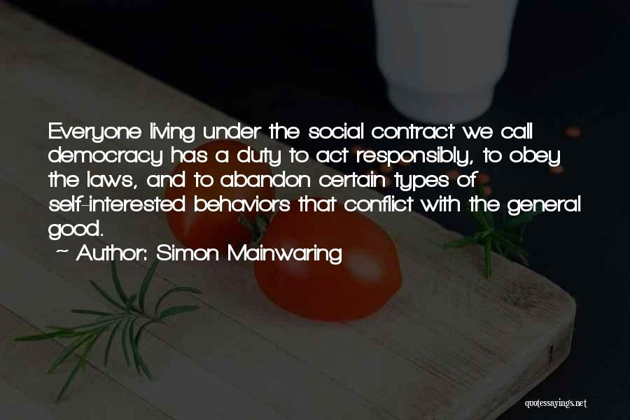 Call Of Duty Quotes By Simon Mainwaring