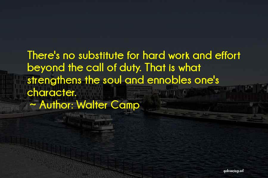 Call Of Duty Quotes By Walter Camp