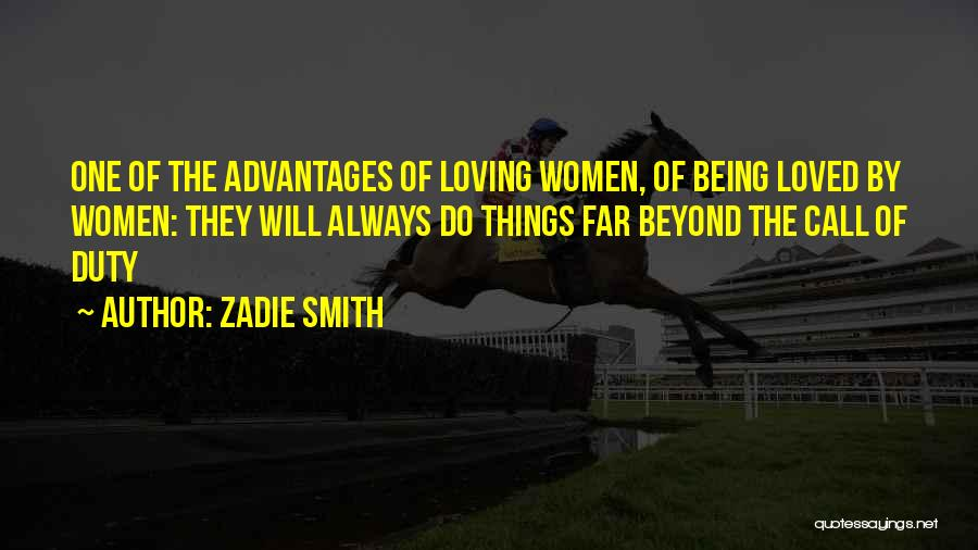 Call Of Duty Quotes By Zadie Smith