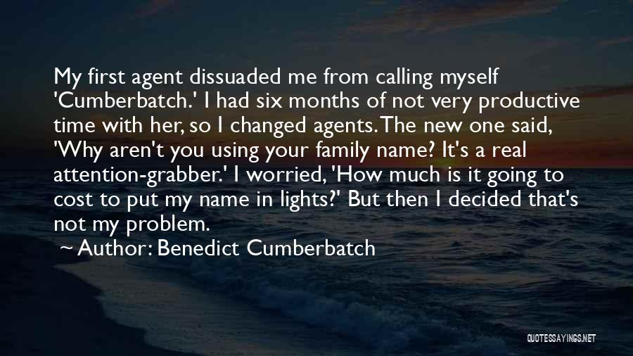 Calling Your Name Quotes By Benedict Cumberbatch