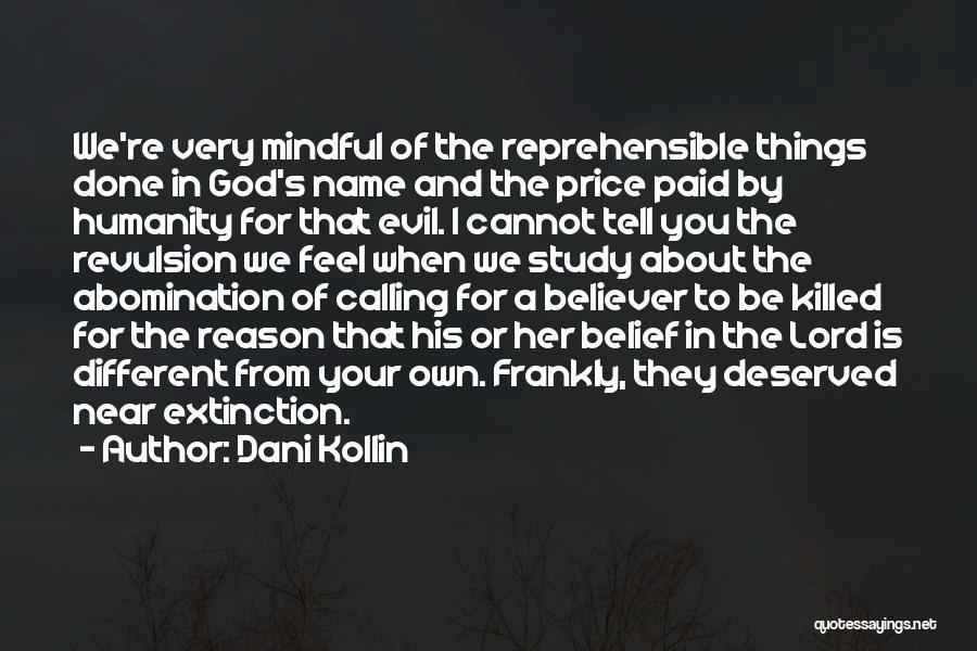 Calling Your Name Quotes By Dani Kollin