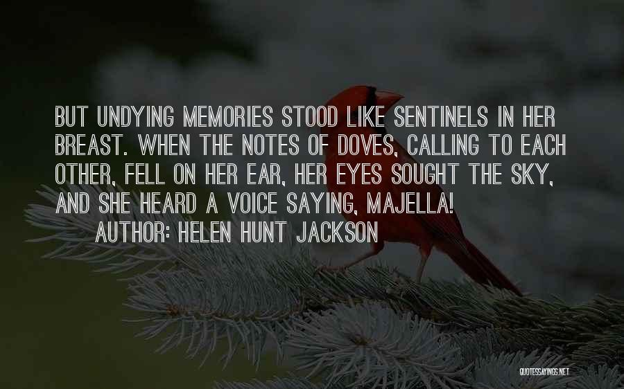 Calling Yourself Beautiful Quotes By Helen Hunt Jackson