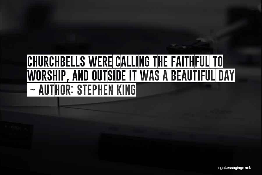 Calling Yourself Beautiful Quotes By Stephen King