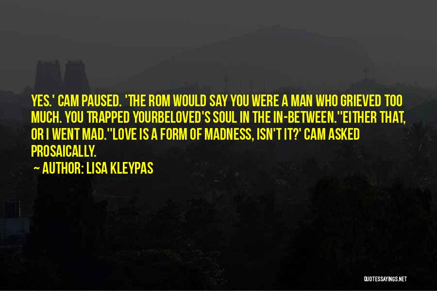 Cam Rohan Quotes By Lisa Kleypas
