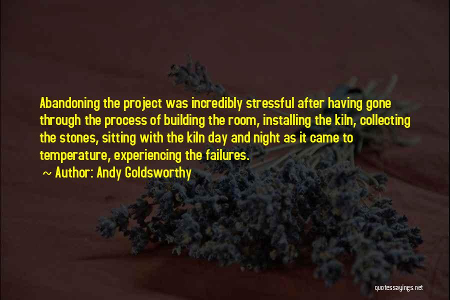 Came And Gone Quotes By Andy Goldsworthy