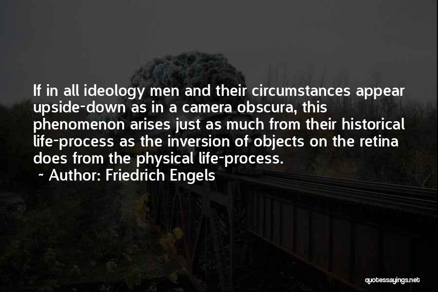 Cameras And Life Quotes By Friedrich Engels