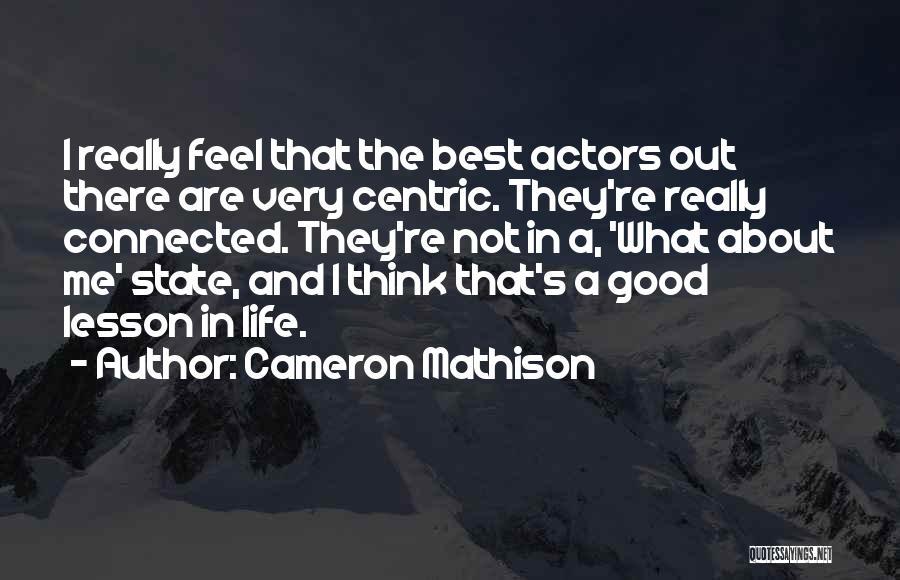 Cameron Mathison Quotes 1760711