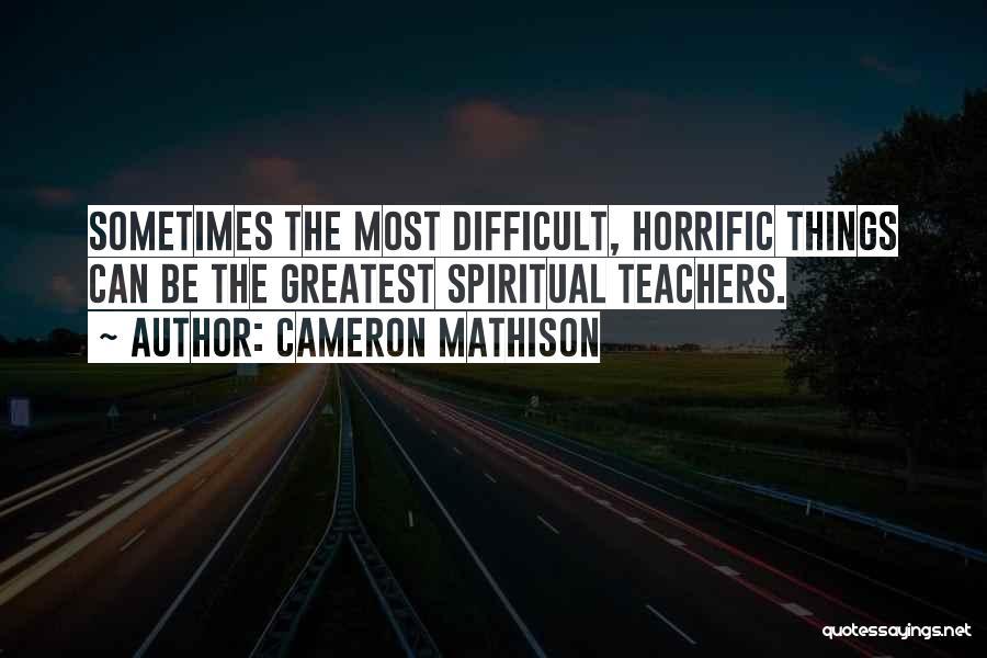 Cameron Mathison Quotes 1969003