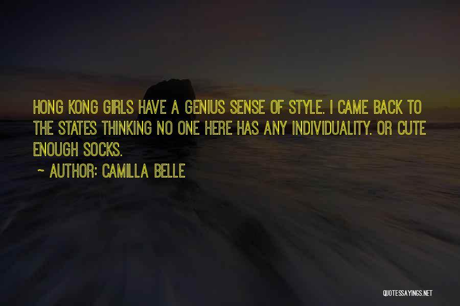 Camilla Quotes By Camilla Belle