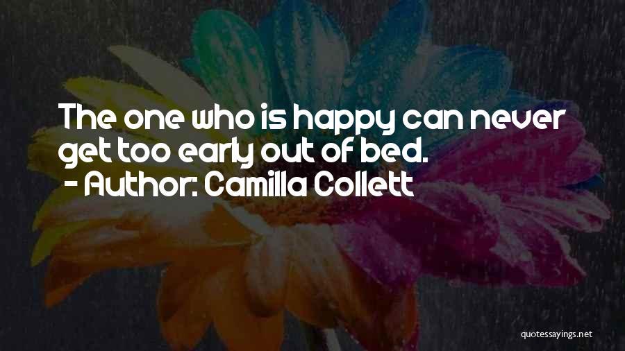Camilla Quotes By Camilla Collett