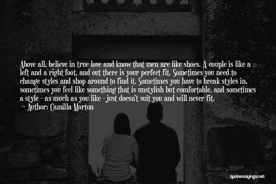 Camilla Quotes By Camilla Morton