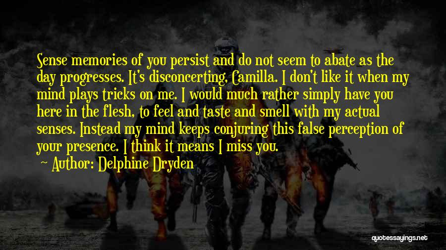 Camilla Quotes By Delphine Dryden