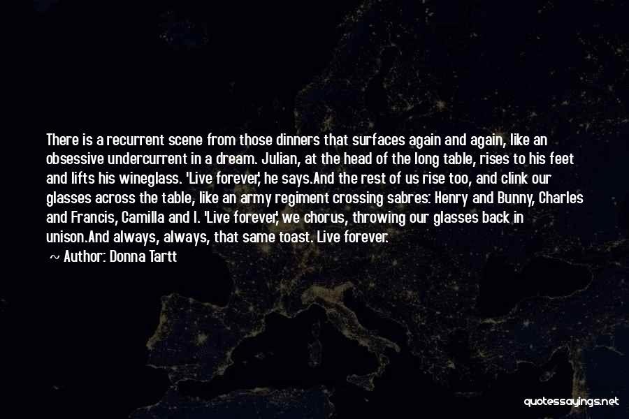 Camilla Quotes By Donna Tartt
