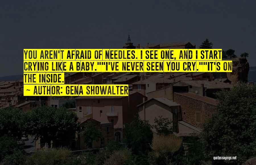 Camilla Quotes By Gena Showalter