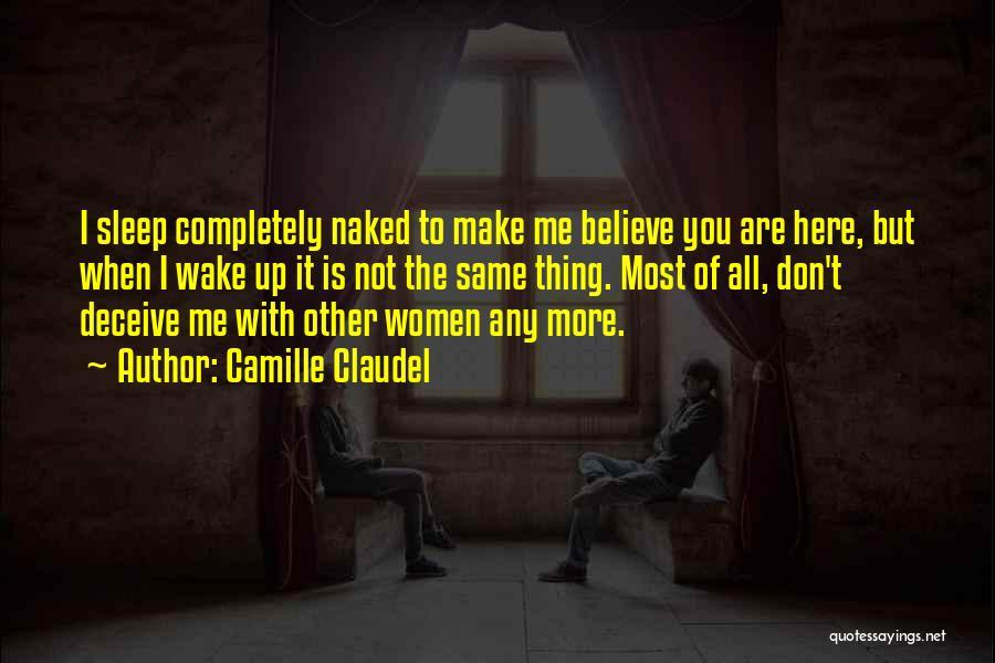 Camille Claudel Quotes 1008152