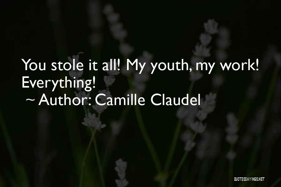 Camille Claudel Quotes 1154863