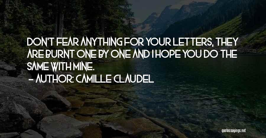 Camille Claudel Quotes 1284627