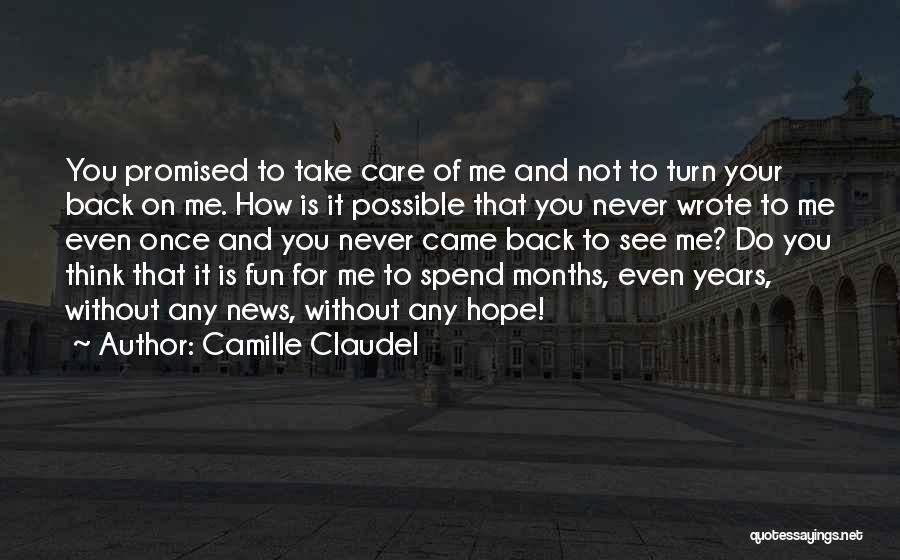 Camille Claudel Quotes 1389171