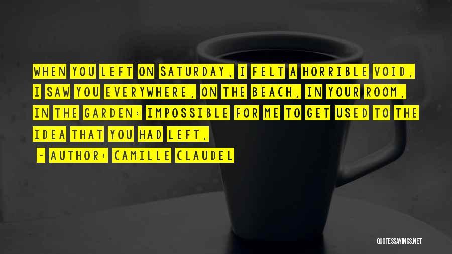 Camille Claudel Quotes 147572