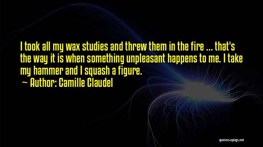 Camille Claudel Quotes 2104786