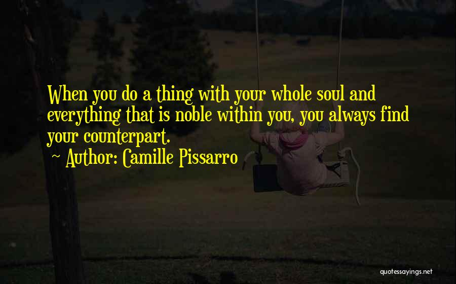 Camille Pissarro Quotes 1212807