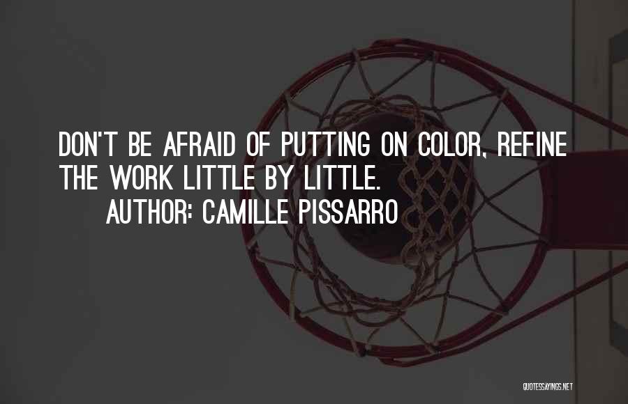 Camille Pissarro Quotes 1264562