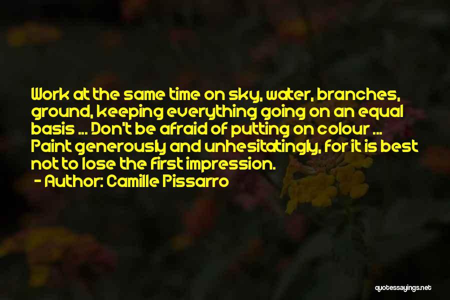 Camille Pissarro Quotes 2150577