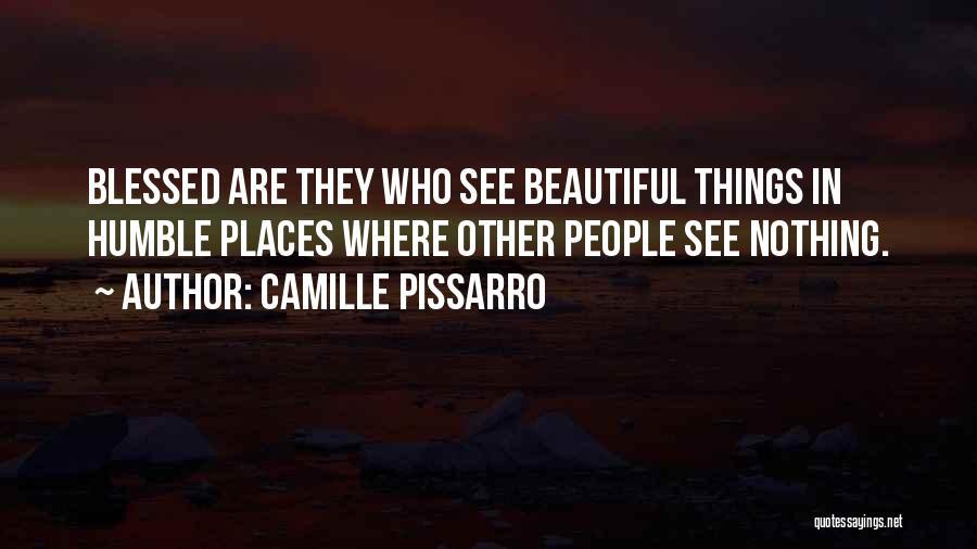 Camille Pissarro Quotes 341710