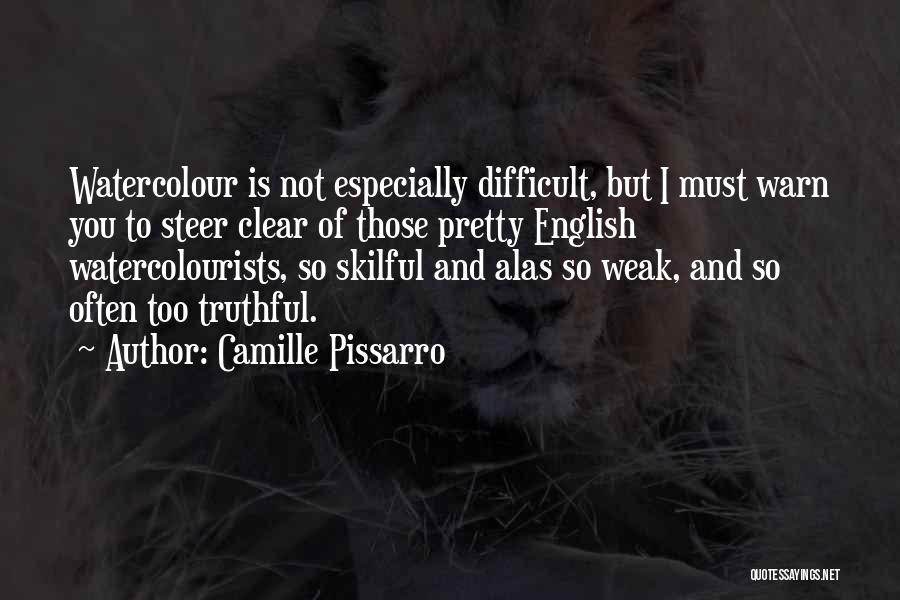 Camille Pissarro Quotes 420814