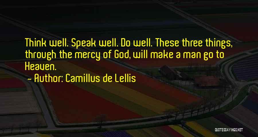 Camillus De Lellis Quotes 539413
