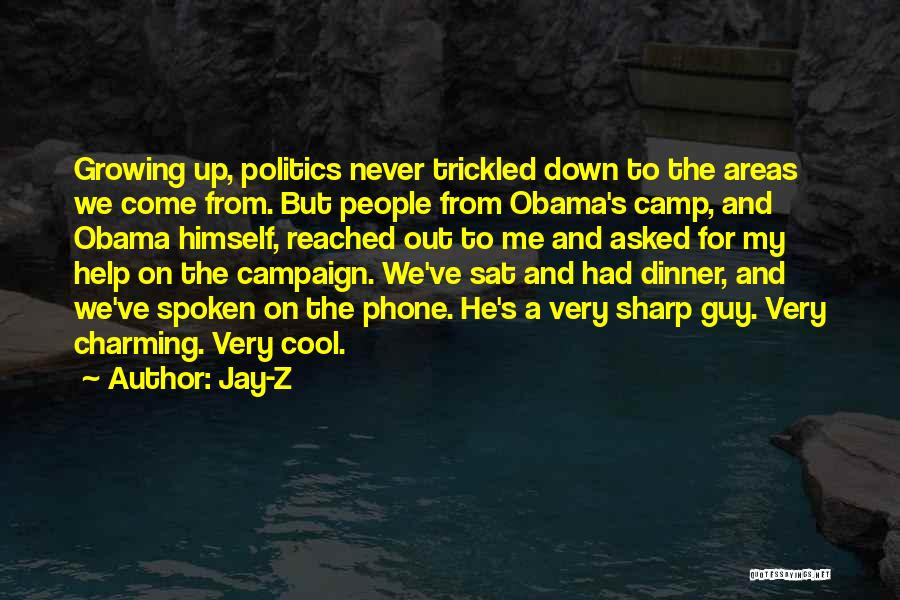 Camp Out Quotes By Jay-Z