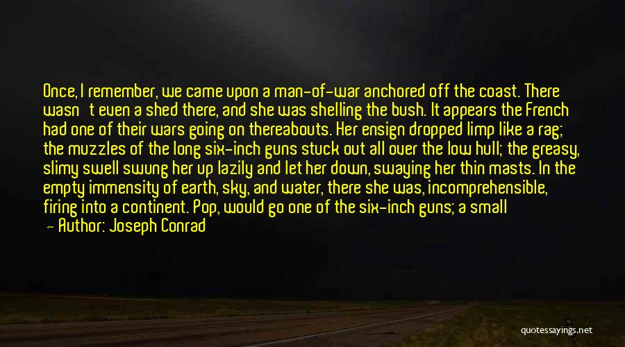 Camp Out Quotes By Joseph Conrad