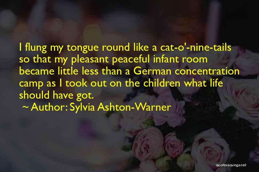 Camp Out Quotes By Sylvia Ashton-Warner