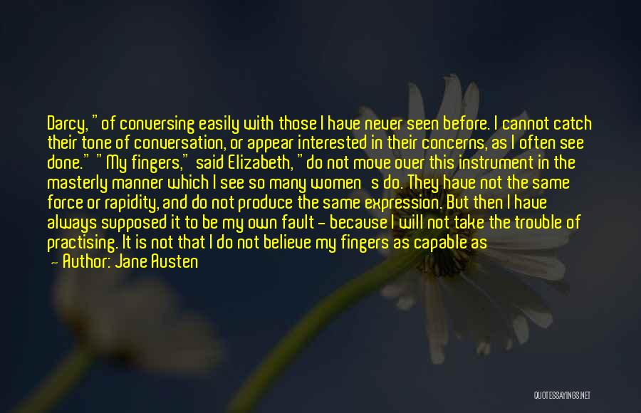 Can Do So Much Better Quotes By Jane Austen