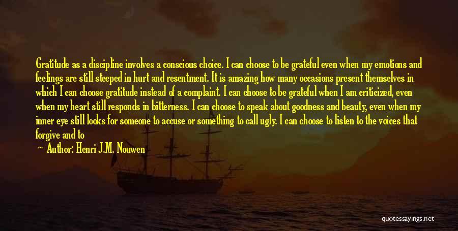 Can I Forgive Quotes By Henri J.M. Nouwen