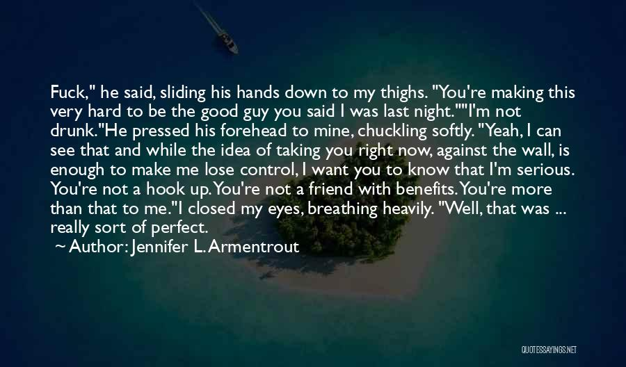 Can Wait To See You My Love Quotes By Jennifer L. Armentrout
