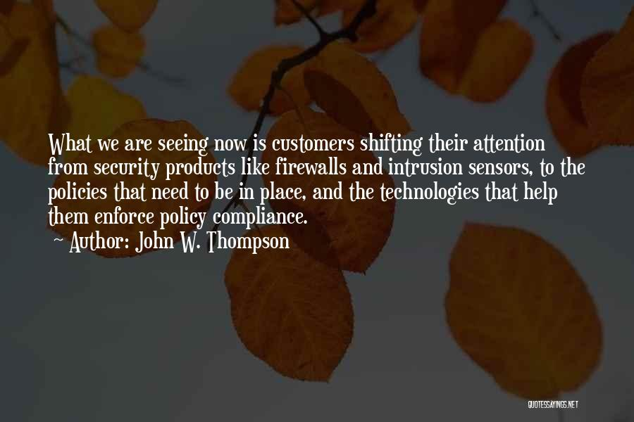 Can You Please Help Me With Quotes By John W. Thompson