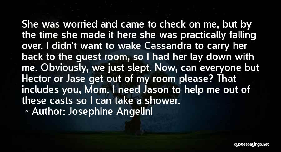Can You Please Help Me With Quotes By Josephine Angelini