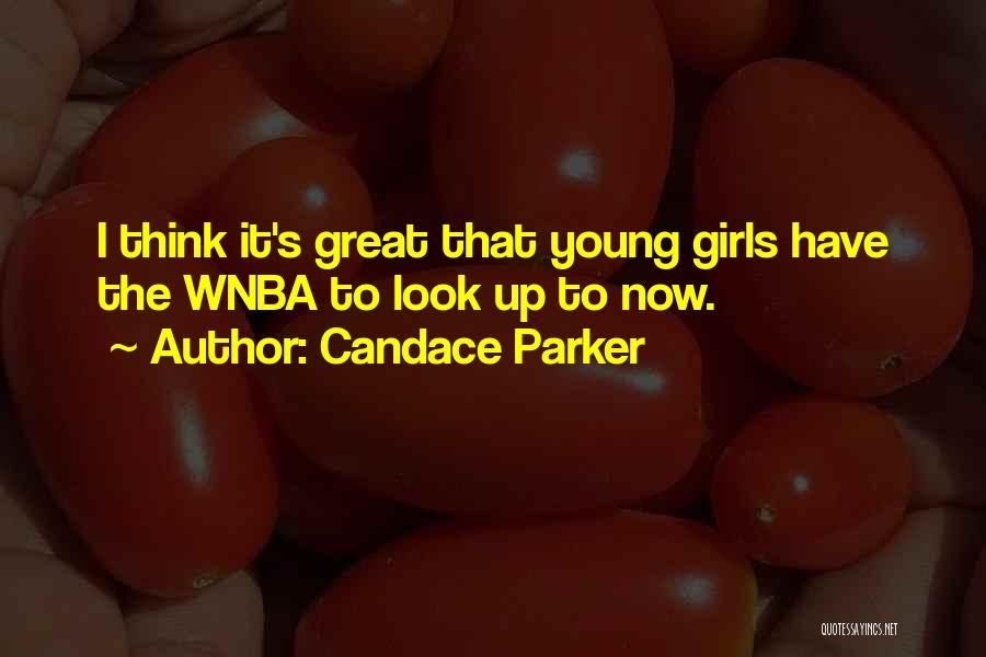 Candace Parker Quotes 1333074