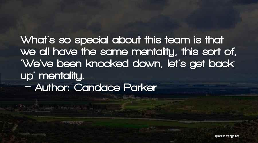 Candace Parker Quotes 1709383