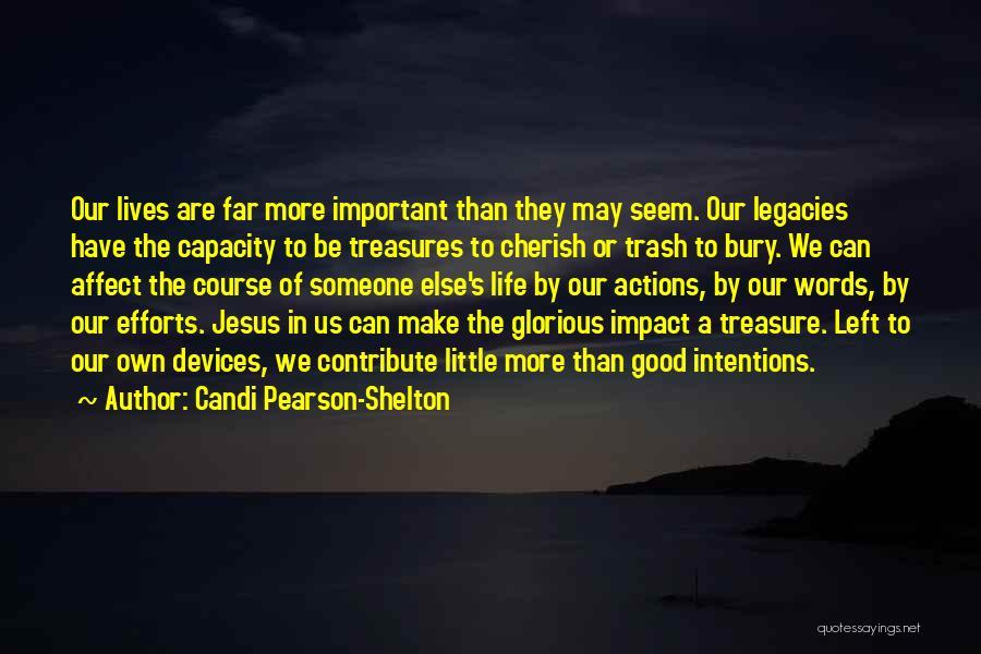Candi Pearson-Shelton Quotes 1669964