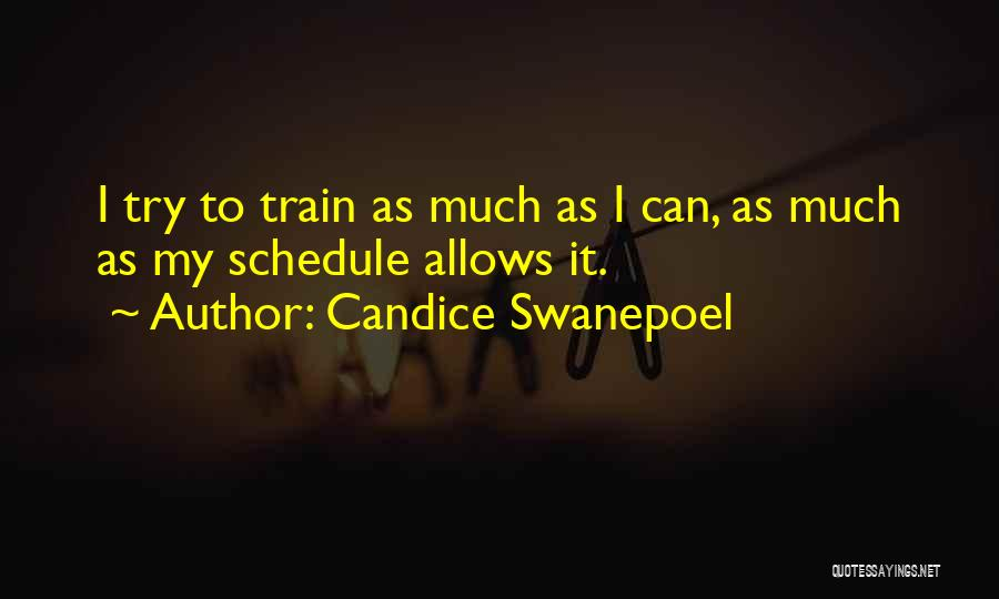 Candice Swanepoel Quotes 1009133