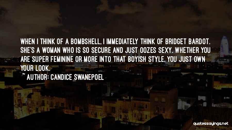 Candice Swanepoel Quotes 1397410