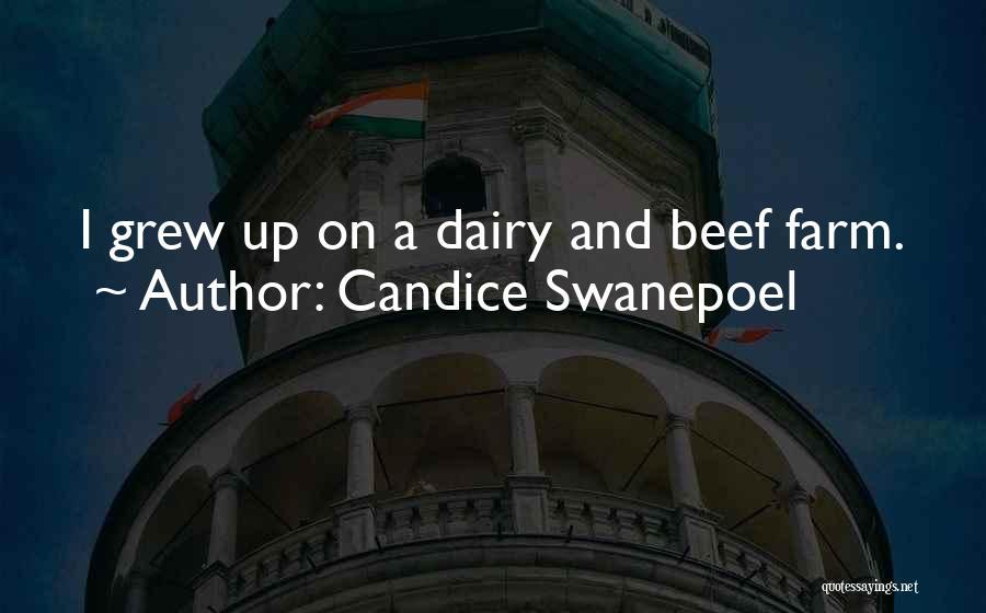 Candice Swanepoel Quotes 1544410