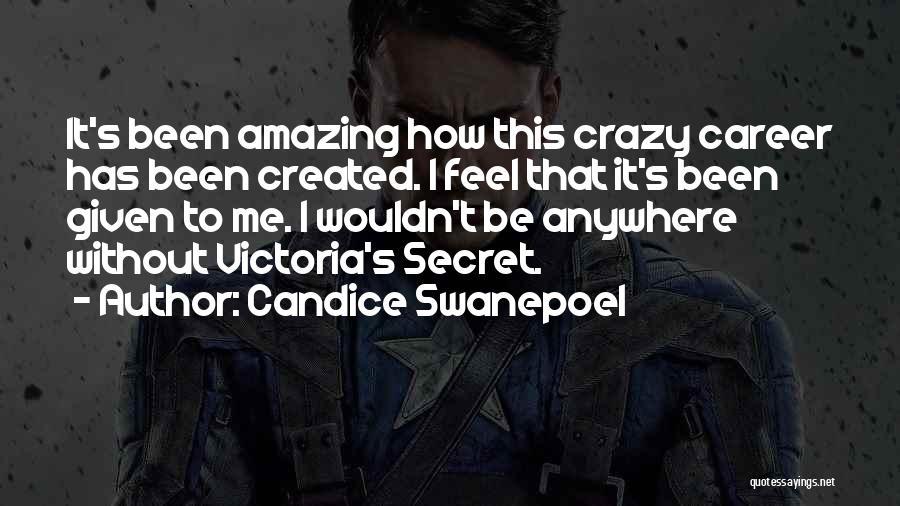 Candice Swanepoel Quotes 1586030