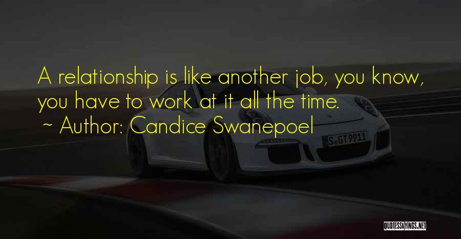 Candice Swanepoel Quotes 1973257