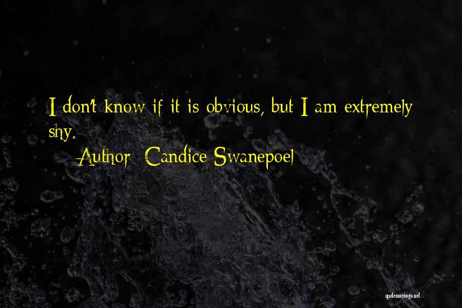 Candice Swanepoel Quotes 2089703